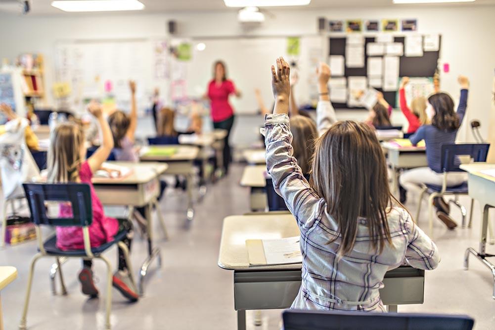 Schools and child-care